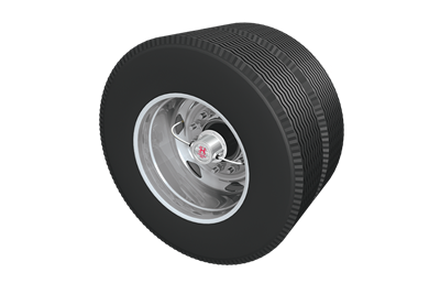 Tire inflation system