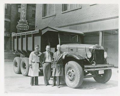 1924 Hendrickson Generations