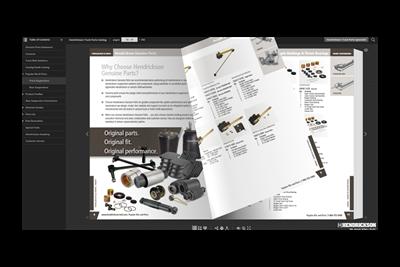 Truck Parts Catalog