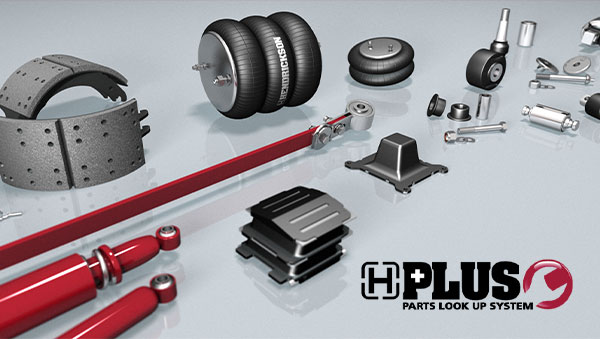 PLUS+ PARTS LOOK UP SYSTEM