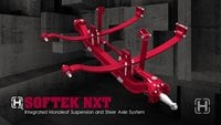 SOFTEK NXT Super Truck Suspension