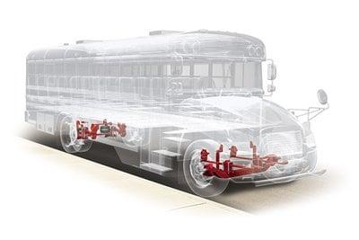 Autobús/Casa Rodante/Servicio Mediano